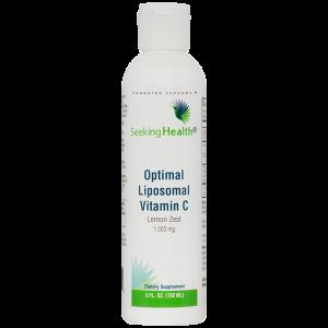 optimal liposomni vitamin c, seeking health, 150 ml