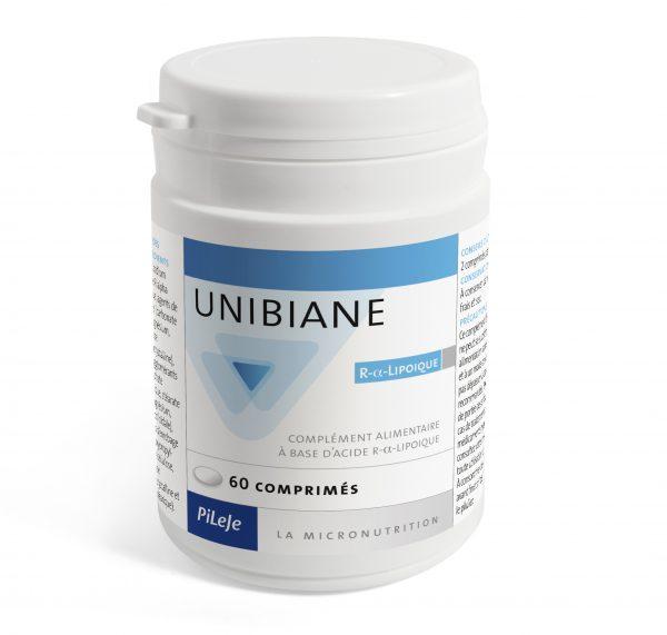 UNIBIANE R-α-lipočna kiselina, 60 tableta