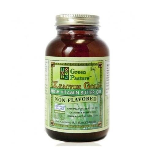 x-factor gold™ visokovitaminsko maslačno ulje