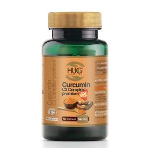 Curcumin c3 complex premium, kapsule