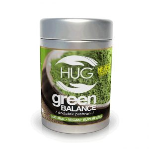 Green Balance New Formula, prah, dodatak prehrani, 100 g