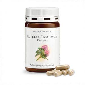 Sanct Bernhard - Izoflavoni crvene djeteline 40 mg, 90 kapsula