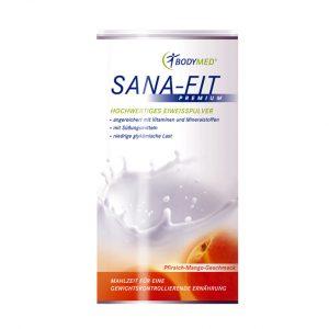 Sana-fit premium exotic (breskva-mango), 450g